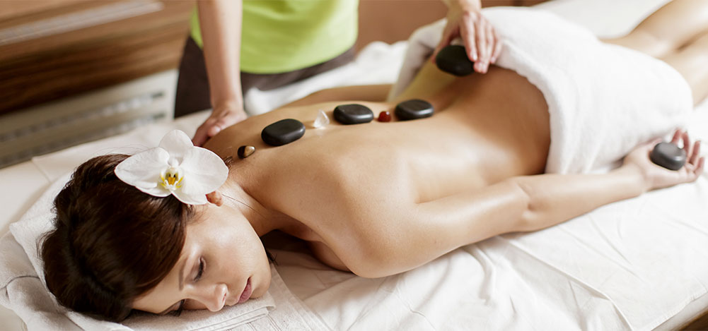 Gastonia and surrounding areas Hot Stone Massage